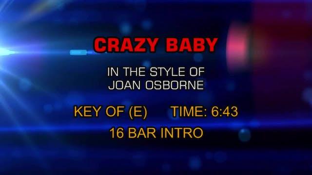 Joan Osborne - Crazy Baby