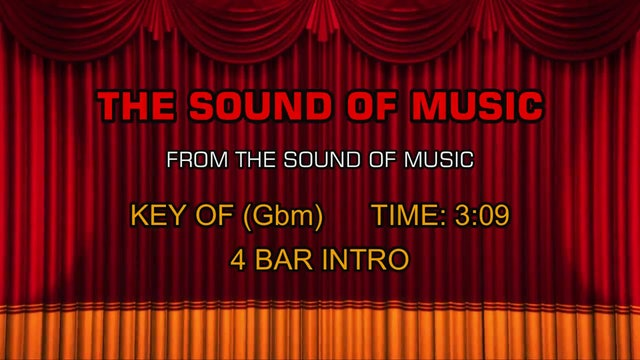 The Sound of Music - The Sound of Music