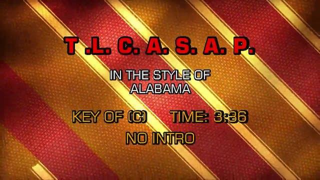 Alabama - T. L. C. A. S. A P.