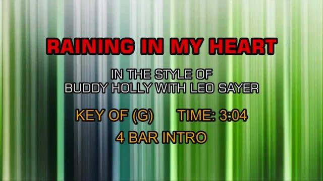 Buddy Holly with Leo Sayer - Raining ...