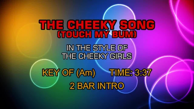 The Cheeky Girls - The Cheeky Song (Touch My Bum)