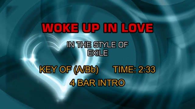 Exile - Woke Up In Love