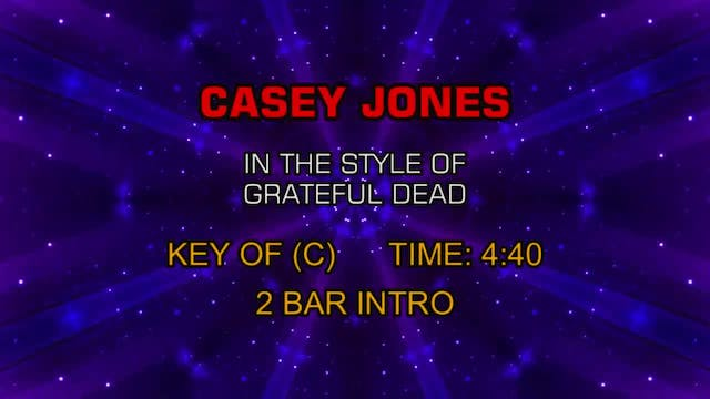 Grateful Dead - Casey Jones