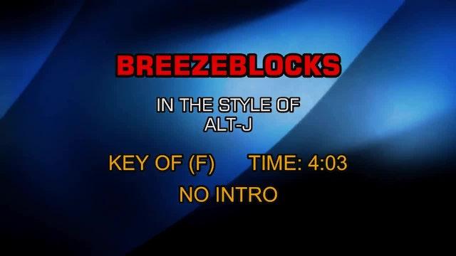 Alt-J - Breezeblocks
