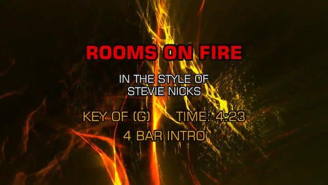 Stevie Nicks - Rooms On Fire
