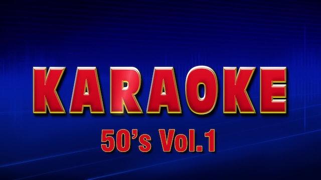 Lightning Round Karaoke - 50's Vol. 1