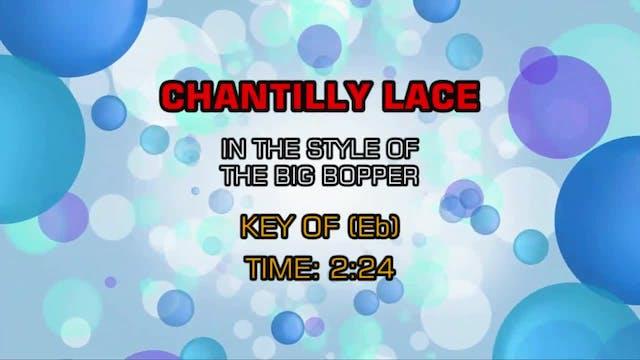 Big Bopper - Chantilly Lace