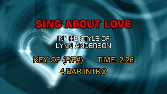 Lynn Anderson - Sing About Love