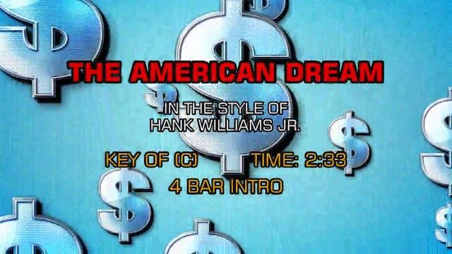 Hank Williams Jr. - The American Dream