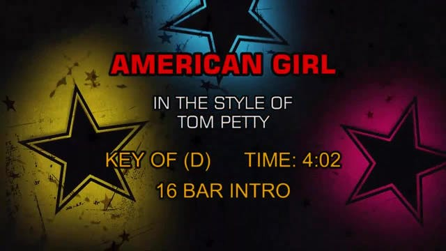 Tom Petty - American Girl