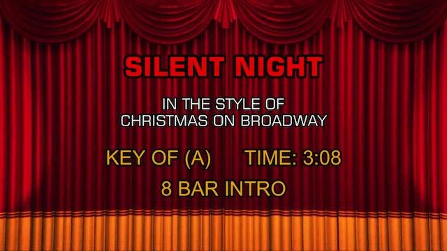 Christmas On Broadway - Silent Night