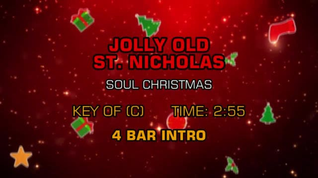 Soul Christmas - Jolly Old St. Nicholas