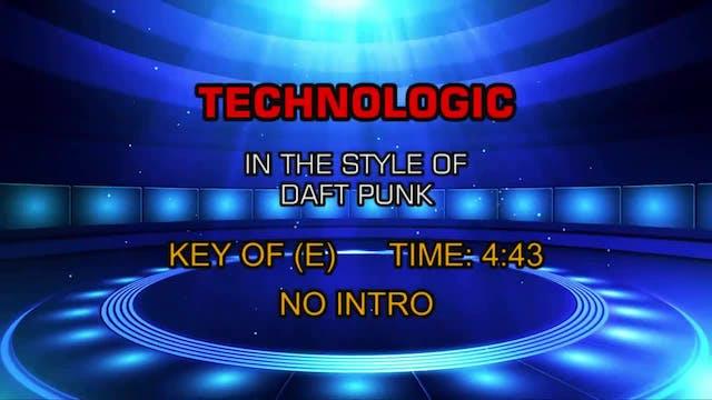 Daft Punk - Technologic