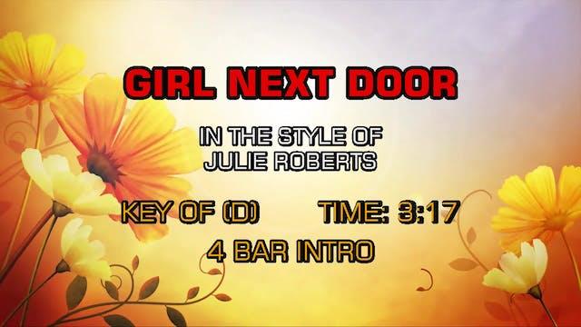 Julie Roberts - Girl Next Door