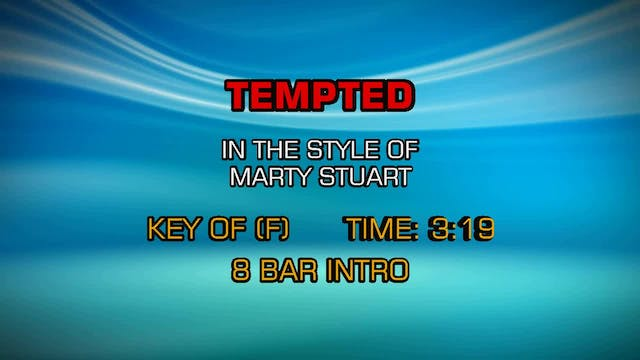 Marty Stuart - Tempted