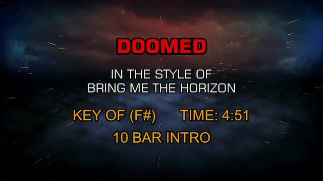 Bring Me The Horizon - Doomed