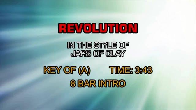 Jars Of Clay - Revolution