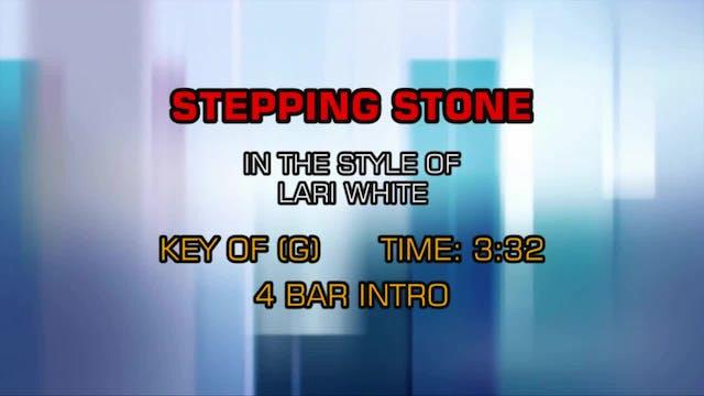 Lari White - Stepping Stone