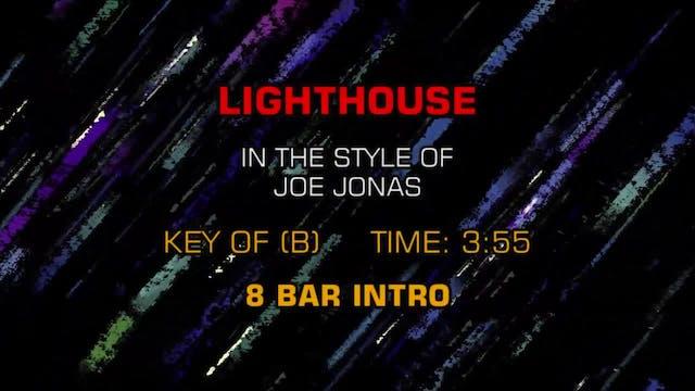 Joe Jonas - Lighthouse