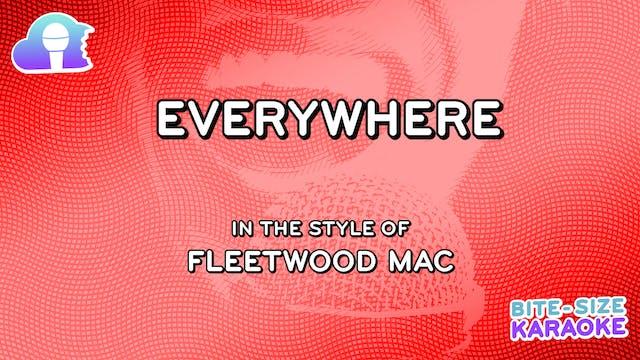 BSK - Everywhere - Fleetwood Mac