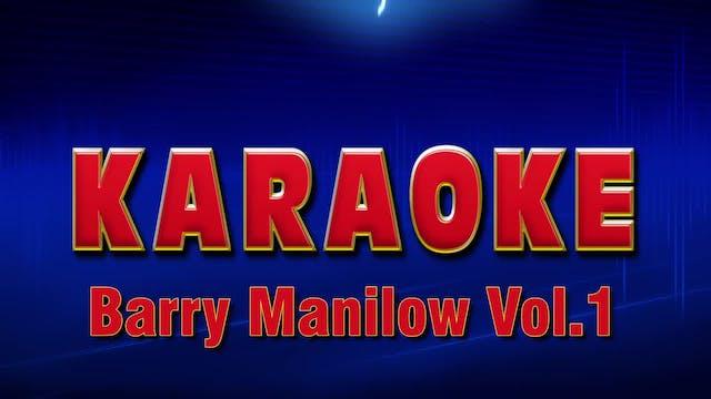 Lightning Round Karaoke - Barry Manil...