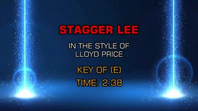 Lloyd Price - Stagger Lee