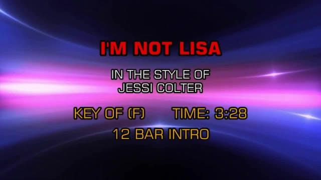 Jessi Colter - I'm Not Lisa