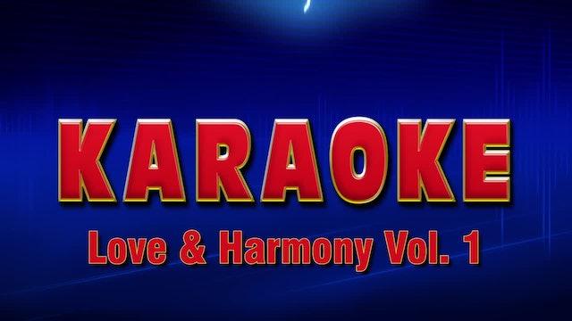 Lightning Round Karaoke - Love And Harmony