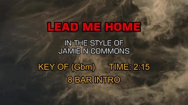 Jamie N. Commons - Lead Me Home