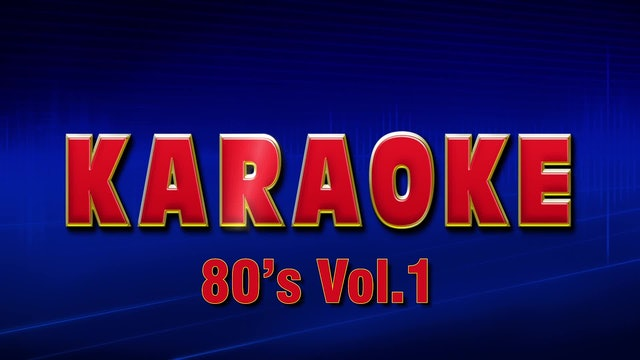 Lightning Round Karaoke - 80's Vol 1