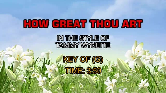 Tammy Wynette - How Great Thou Art