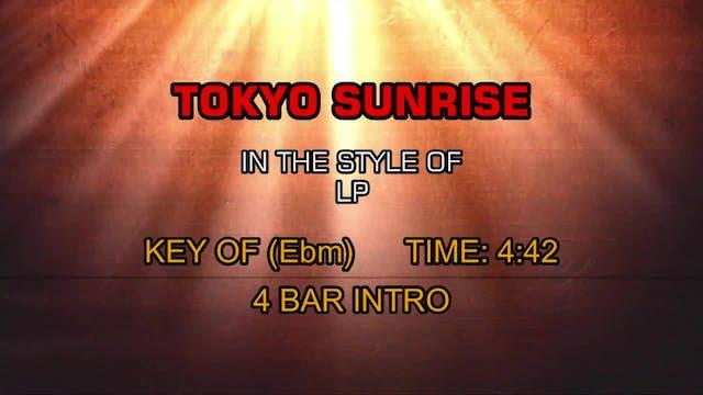 LP - Tokyo Sunrise