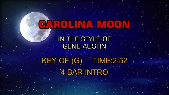 Gene Austin - Carolina Moon