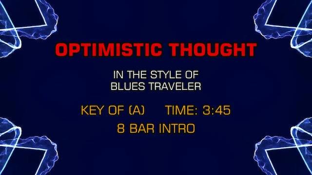 Blues Traveler - Optimistic Thought