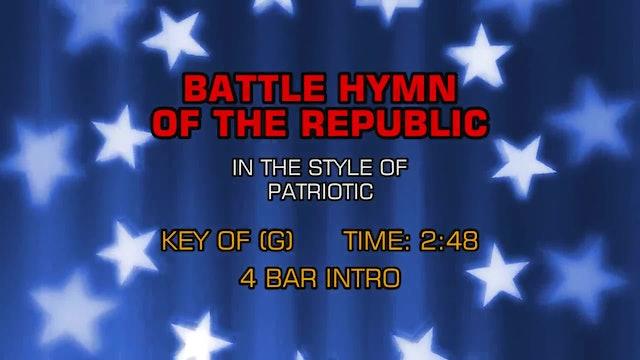Standard - Battle Hymn Of The Republic