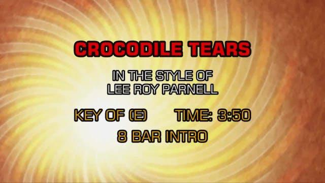Lee Roy Parnell - Crocodile Tears