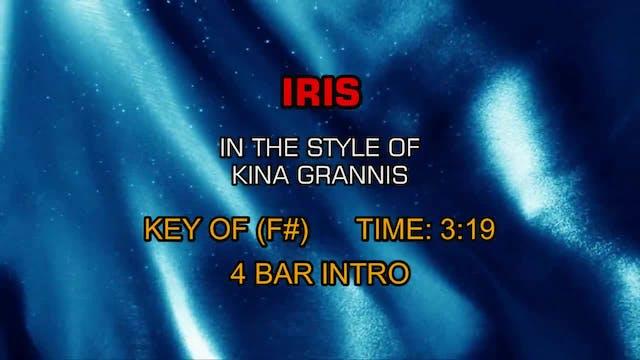 Kina Grannis - Iris