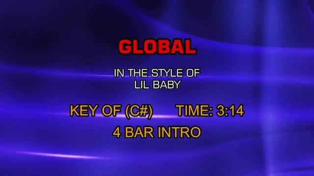 Lil Baby - Global