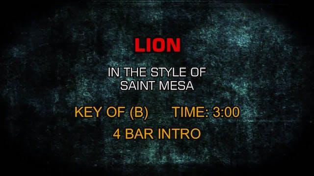 Saint Mesa - Lion