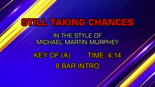 Michael Martin Murphey - Still Taking...