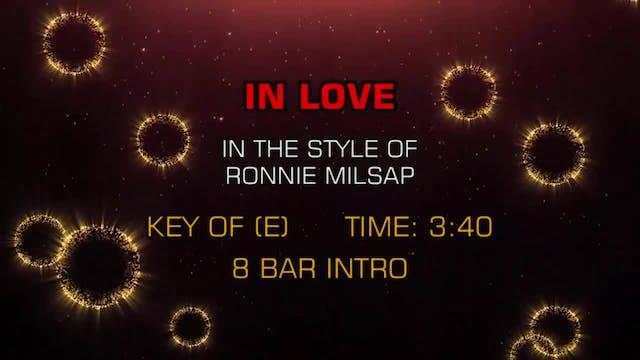 Ronnie Milsap - In Love