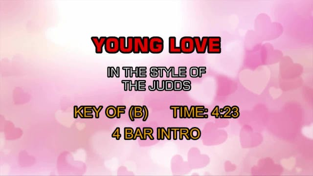 Judds, The - Young Love