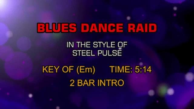 Steel Pulse - Blues Dance Raid