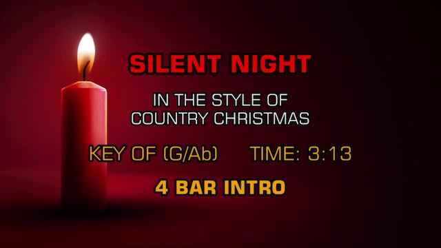 Country Christmas - Silent Night