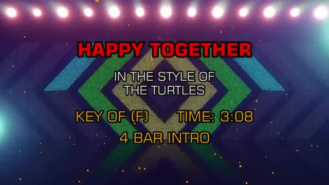 Turtles, The - Happy Together
