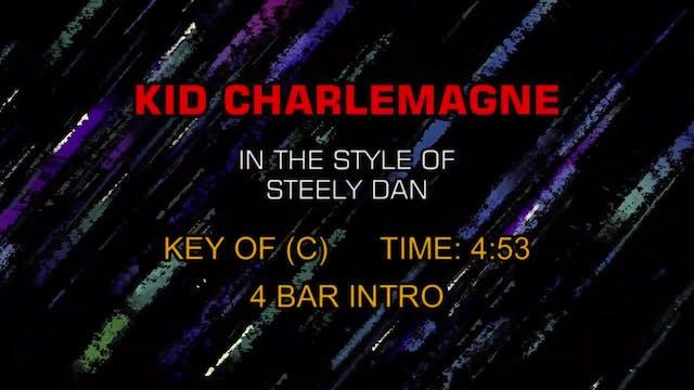 Steely Dan - Kid Charlemagne