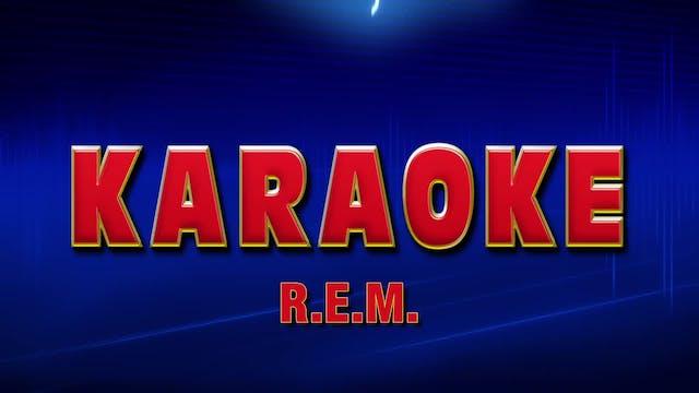Lightning Round Karaoke - REM