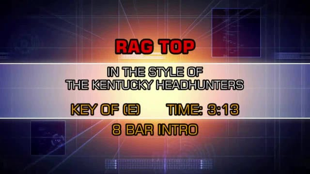 Kentucky Headhunters - Rag Top