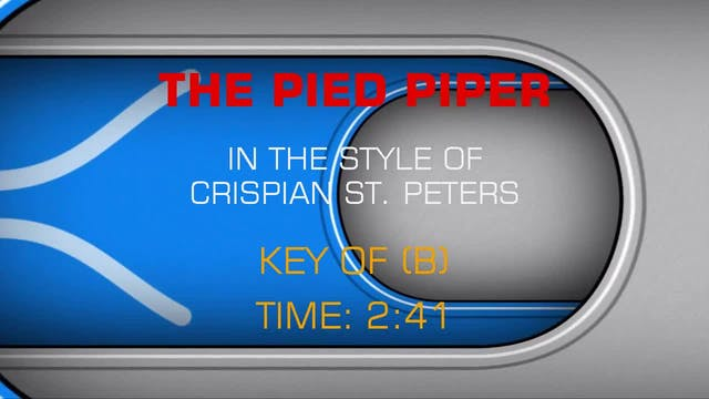Crispian St. Peters - Pied Piper, The