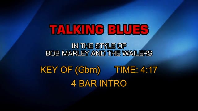 Bob Marley And The Wailers - Talking Blues